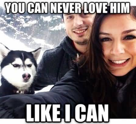 I Love You Memes You can never love him like i can Pictures