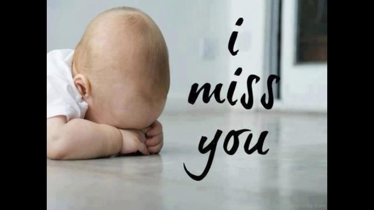 I Miss You Baby Miss U Wallpaper For Boyfriend