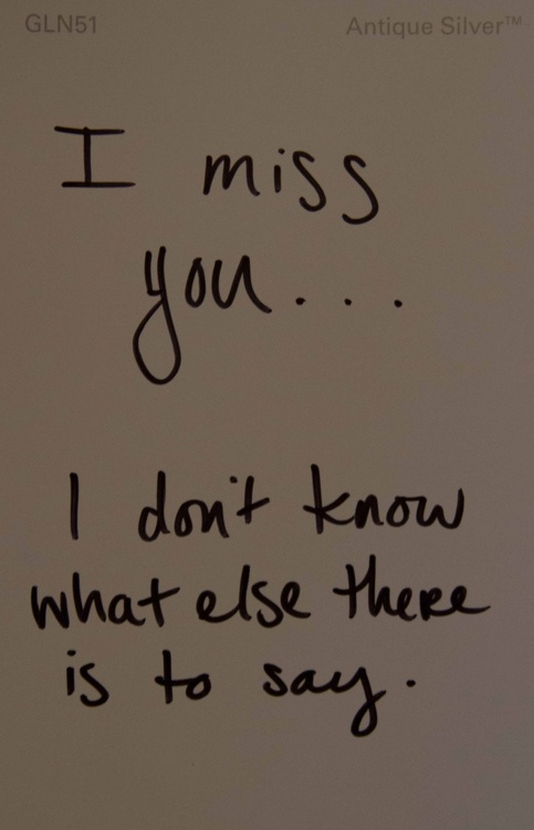 I Miss You I Miss U Wallpaper For Boyfriend