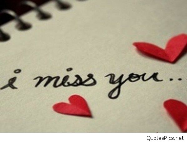 I Miss You Love Miss U Wallpaper For Boyfriend Quotesbae