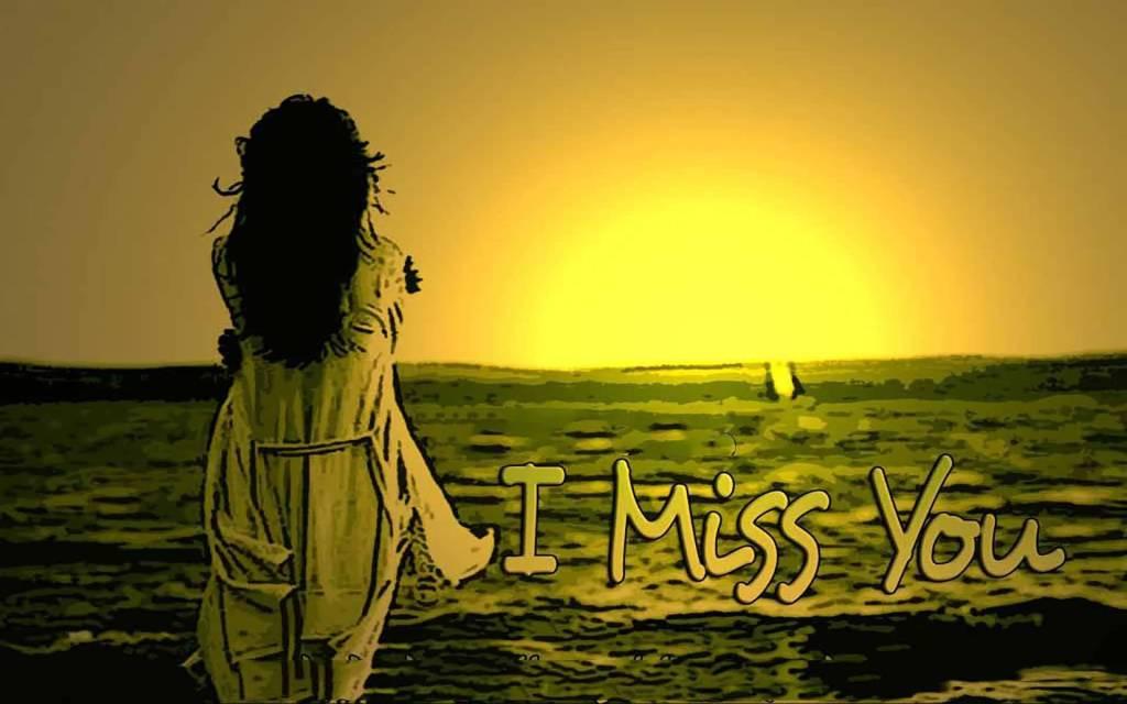 I Miss You Miss U Wallpaper For Boyfriend