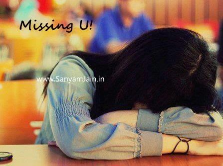 Missing U! Miss U Wallpaper For Boyfriend