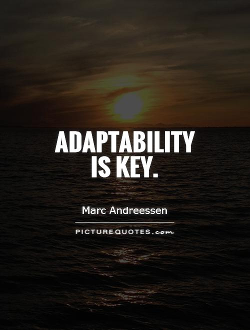 Motivational Adaptability Quotes