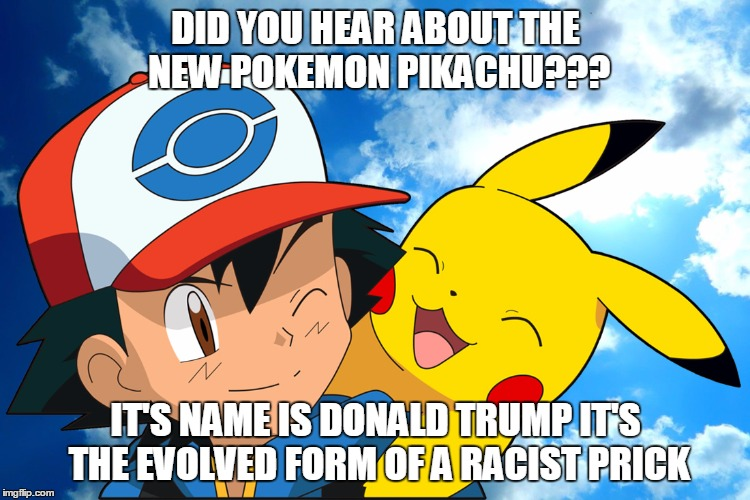 Pokemon Go Memes Did You Hear About The New Pokemon Pikachu