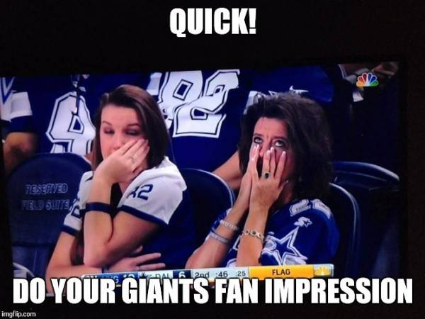 Quick! Do Your Giants