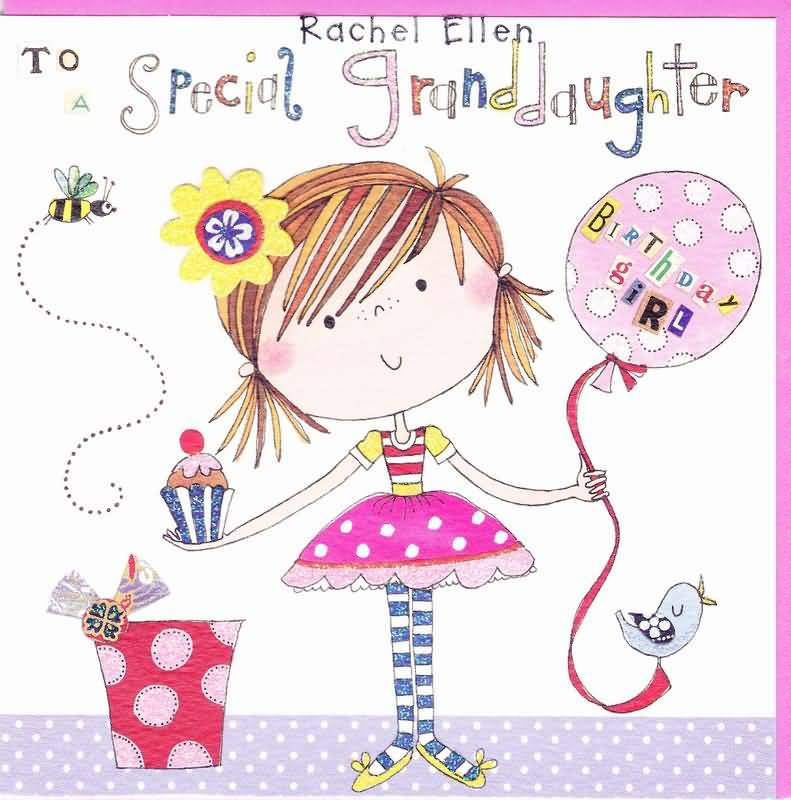 To A Special Granddaughters Granddaughters Are Special