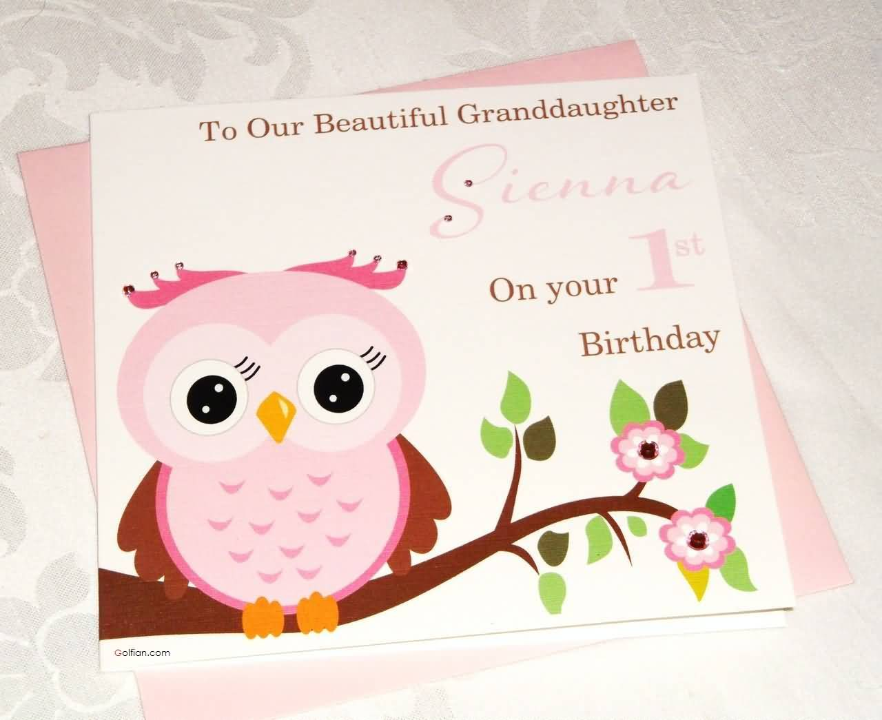 To Our Beautiful Granddaughter Sweet Sayings About Granddaughters