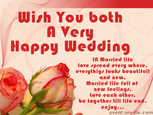 Wedding Wishes Images Free Download Wish You Both A Very
