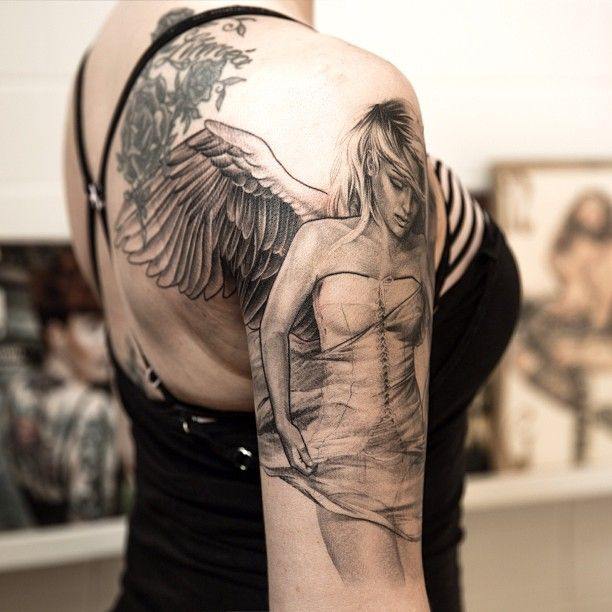 Angel Tattoos (14)