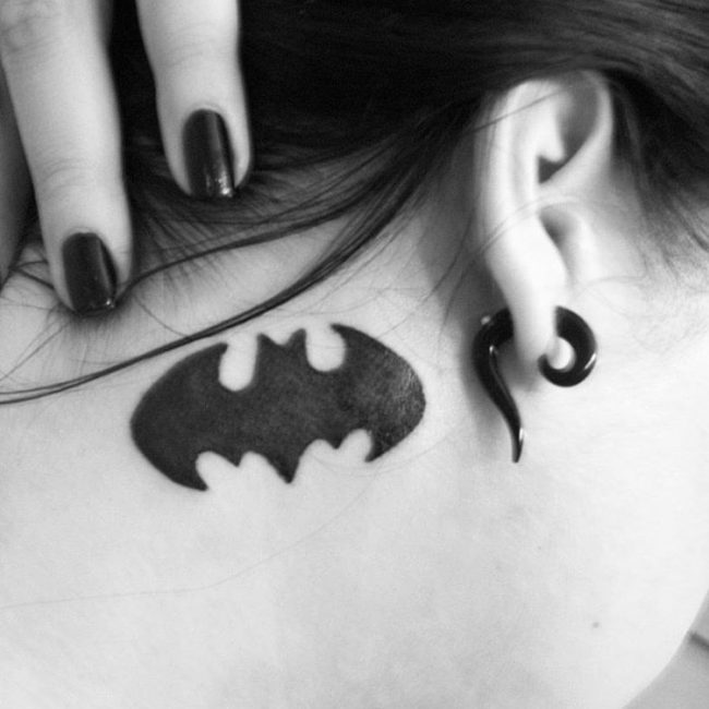 Batman Tattoo 19