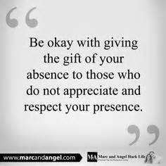 Be Okay With Giving The Gift Abandonment Quotes