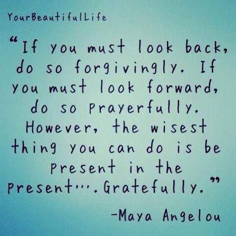 If You Must Look Back Abandonment Quotes