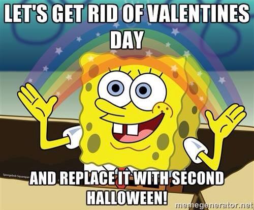 Let's Get Rid Of Halloween Day Meme