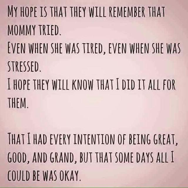 My Hope Is That Mommy to Be Quotes