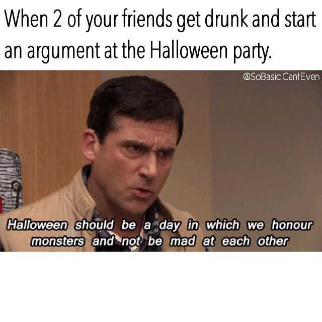 When 2 Of Your Halloween Day Meme