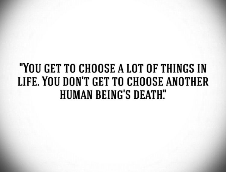 You Get To Choose A Lot Abortion Quotes