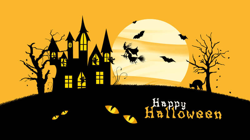 happy halloween wishes