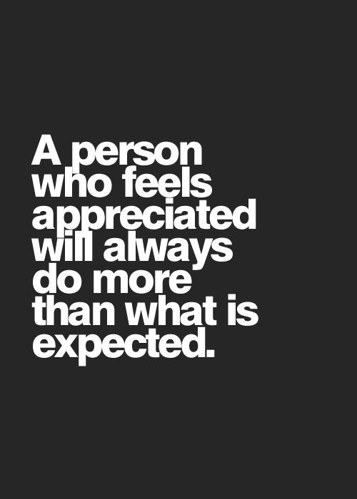 A Person Who Feels Appreciation Quotes