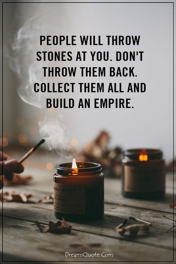 Attitude Quotes People Will Throw Stones