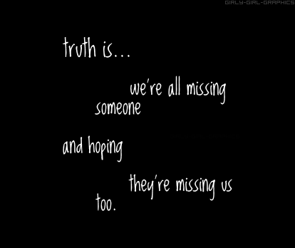 Broken Life Quotes Truth Is We're All Missing