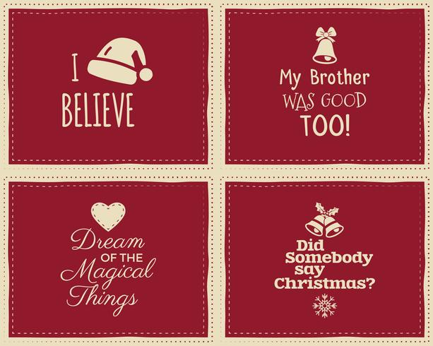 I Believe My Brother Santa Claus Quotes