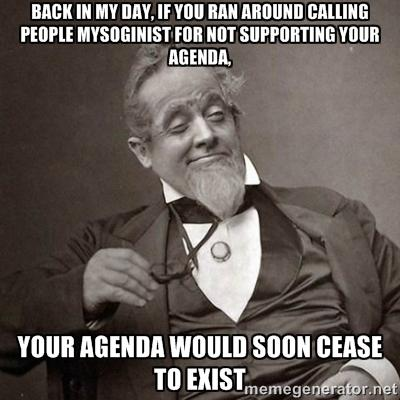 Your Agenda Would Soon Back In My Day Meme