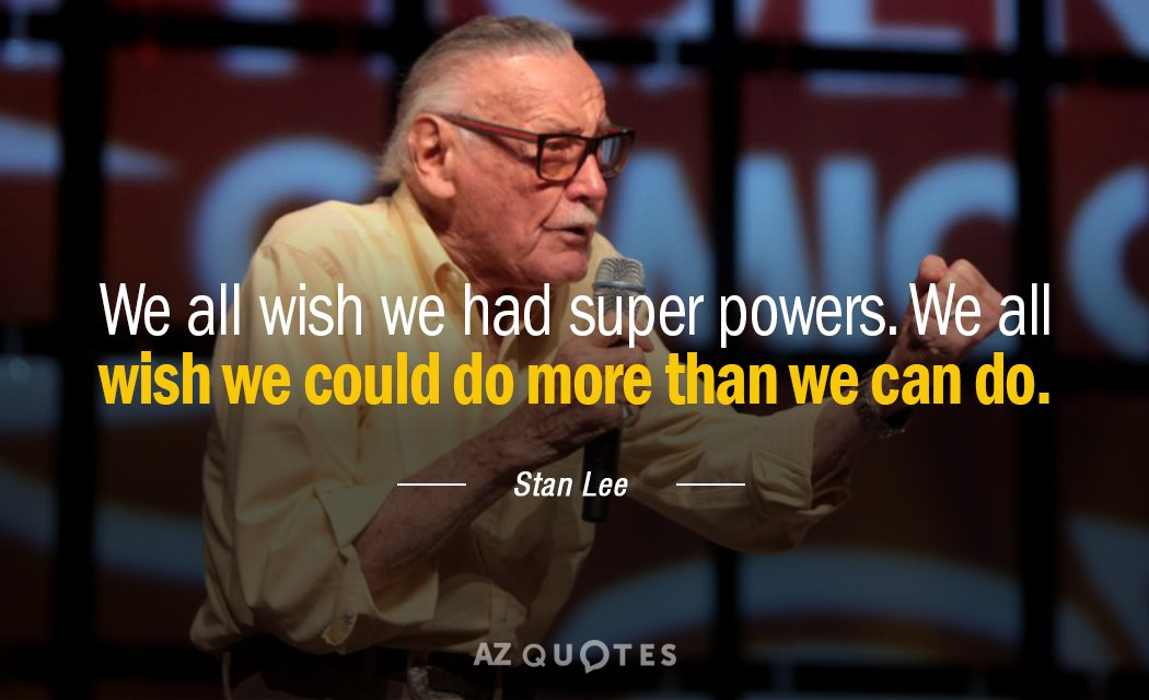 stan lee quotes 12
