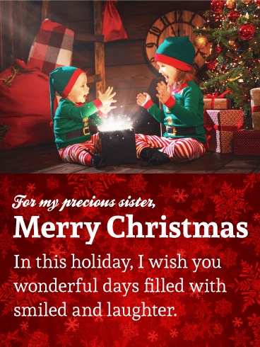 Beautiful Wish For This Christmas