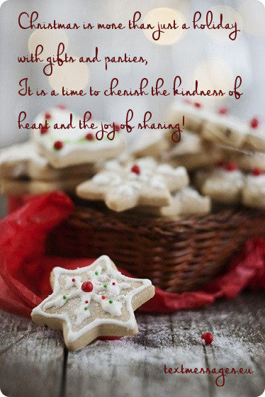 Tasty Cookies For Christmas Wish