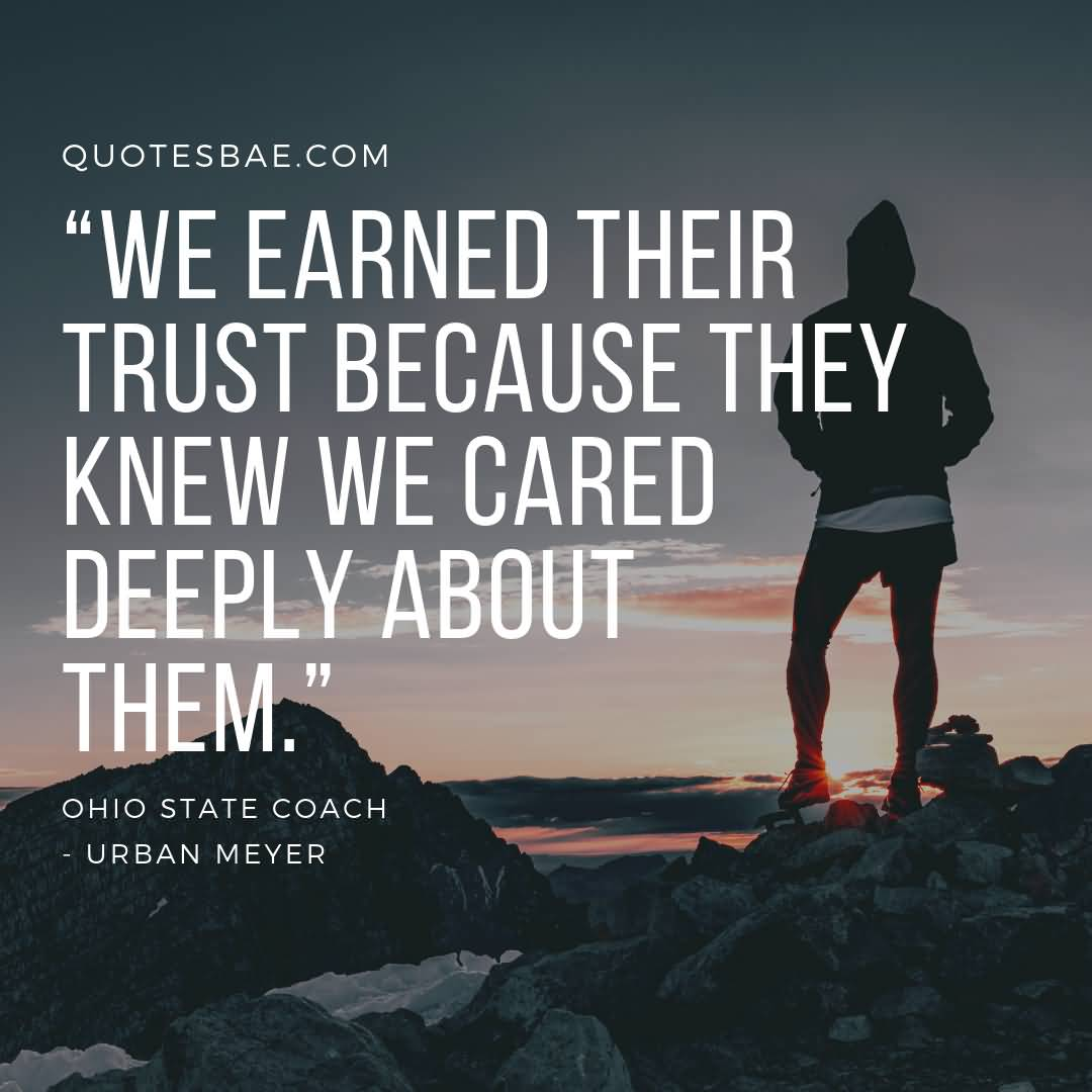 Urban Meyer Quotes On Leadership 2