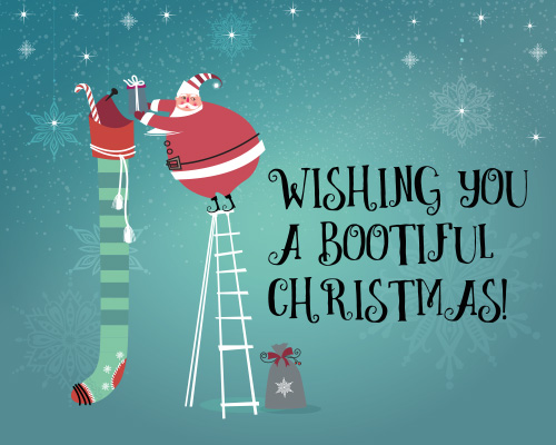 Wishing You A Beautiful Christmas