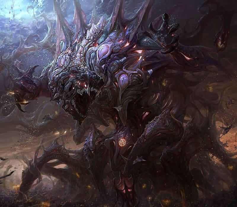 Azathoth - The Deity In The Cthulhu Mythology