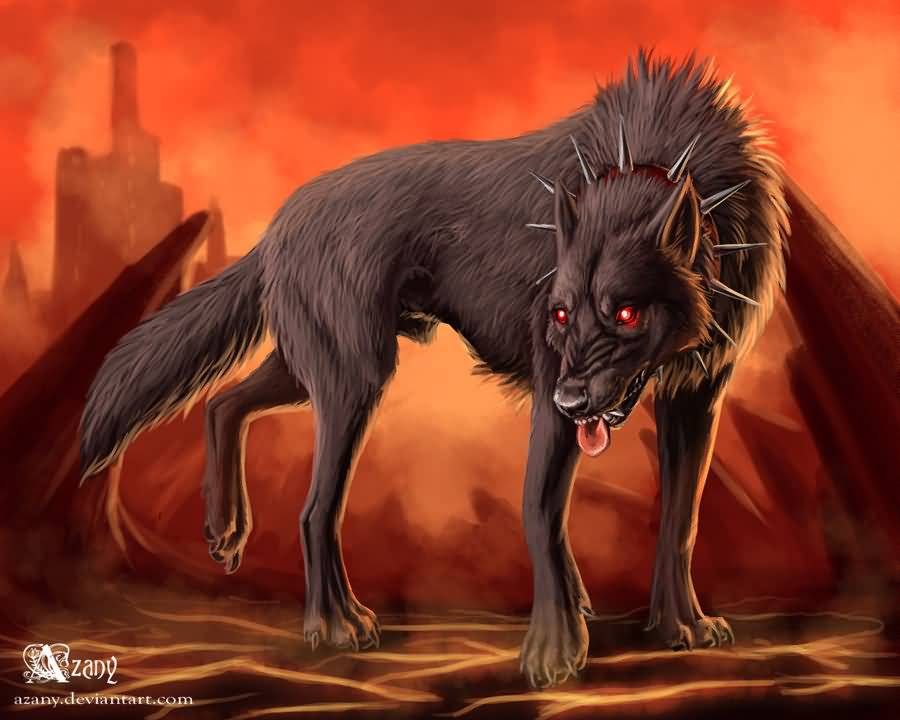 Hellhounds - All Types of Hellhound From Great Britain & Europe
