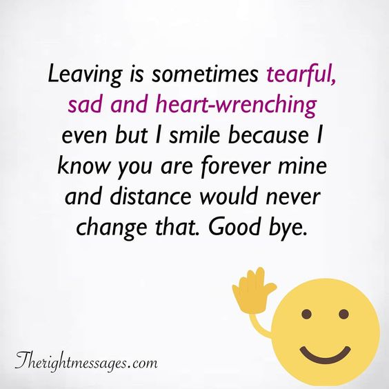 30 Best Good Bye Quotes With It's Real Meaning