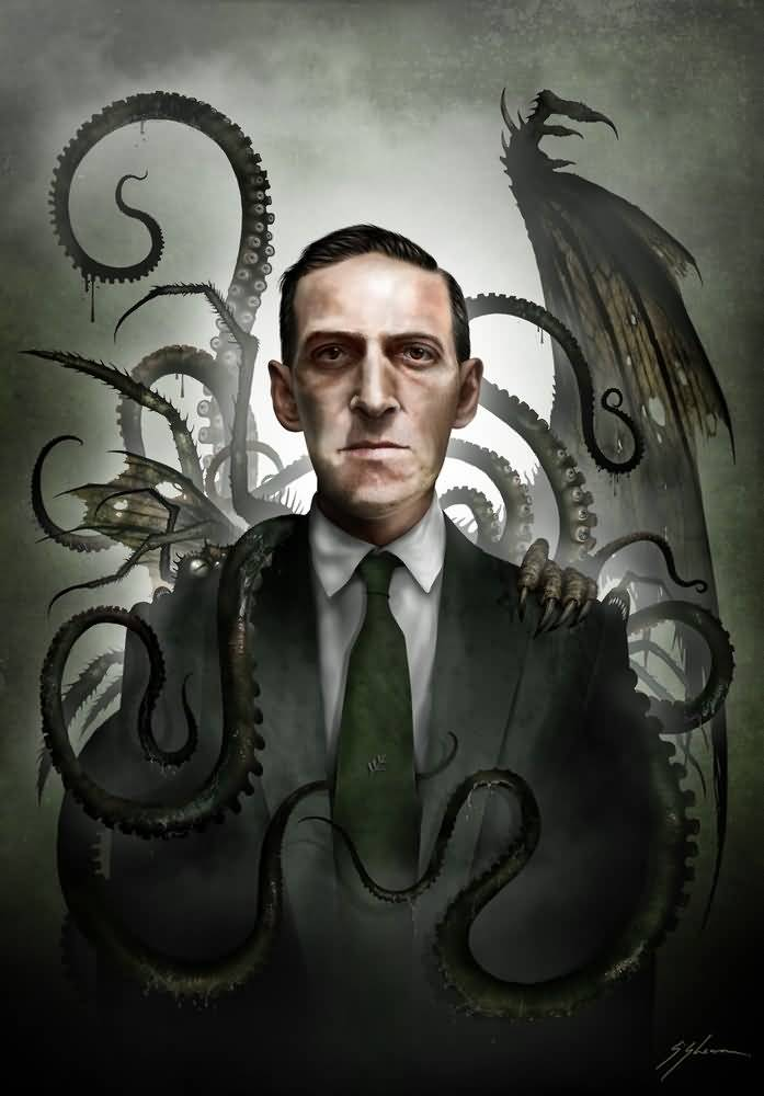Lovecraftian Horror - History of HP Lovecraft and Cthulhu Mythology