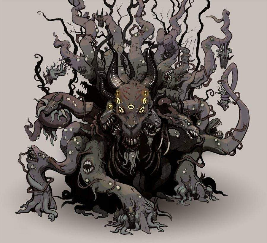 Shub-Niggurath - Deity in The Cthulhu Mythology