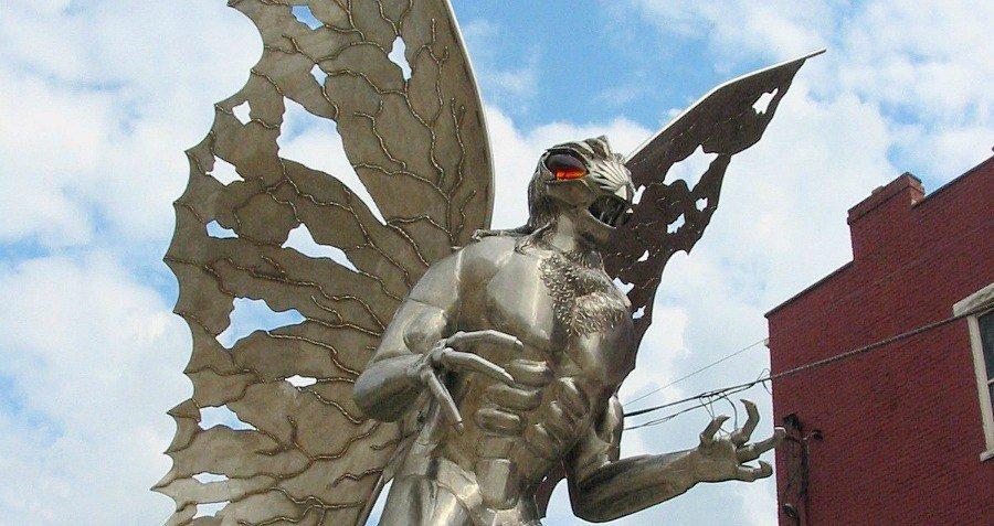 The Mothman - Creature of Virginia folklore