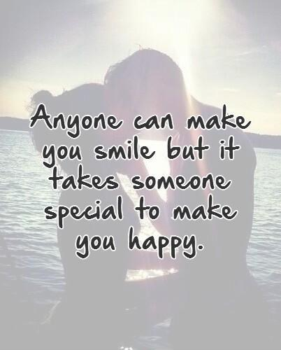 To Make You Happy Someone Special Quotes