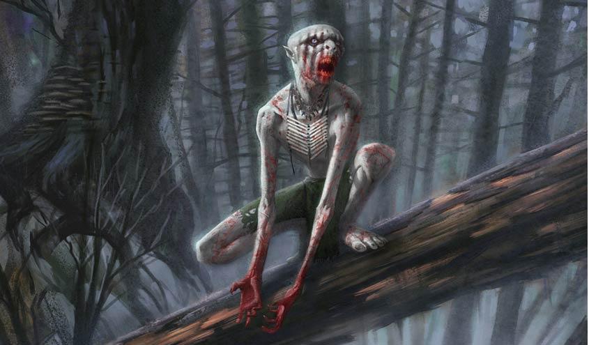 Wendigo   The Man Eating Monster of Algonquian Folklore