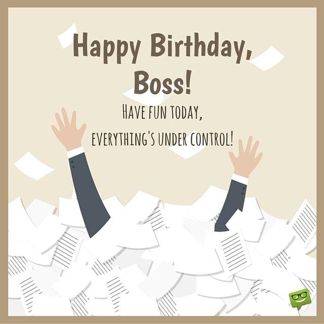 36 Happy Birthday Boss Meme That Make You Laugh