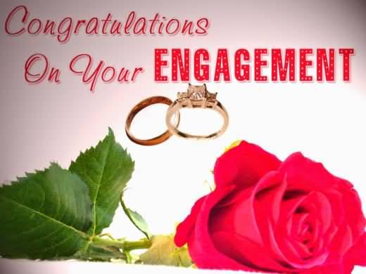 Congratulations On Your Engagement Congratulations Engagement