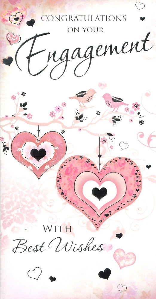 trendy congratulations engagement wishing cards images quotesbae