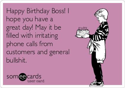 36 Happy Birthday Boss Meme That Make You Laugh Quotesbae