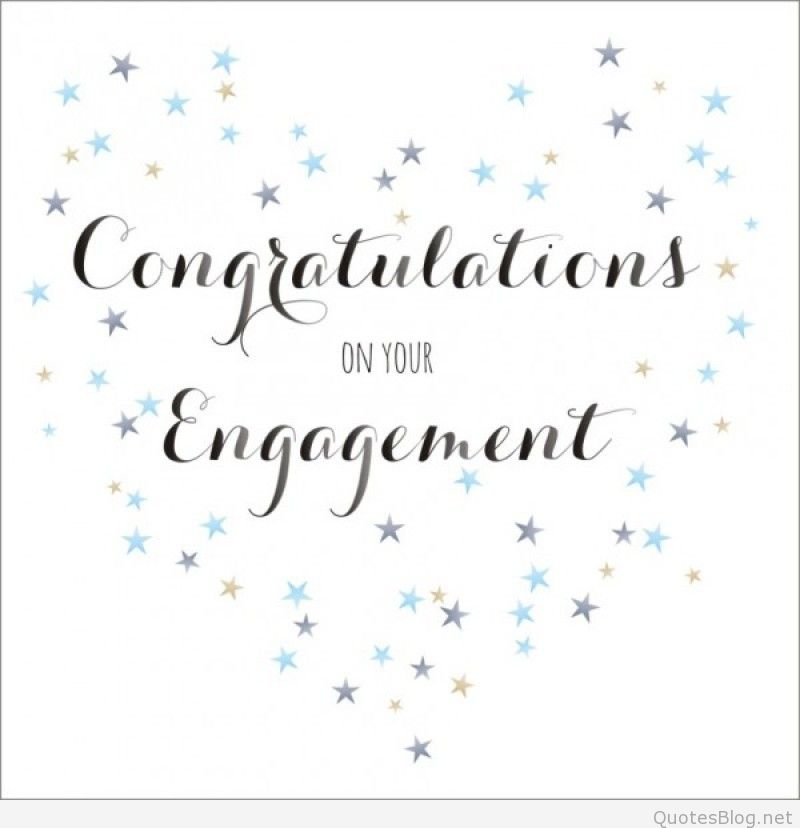 Many Many Congrats On Engagement Congratulations Engagement