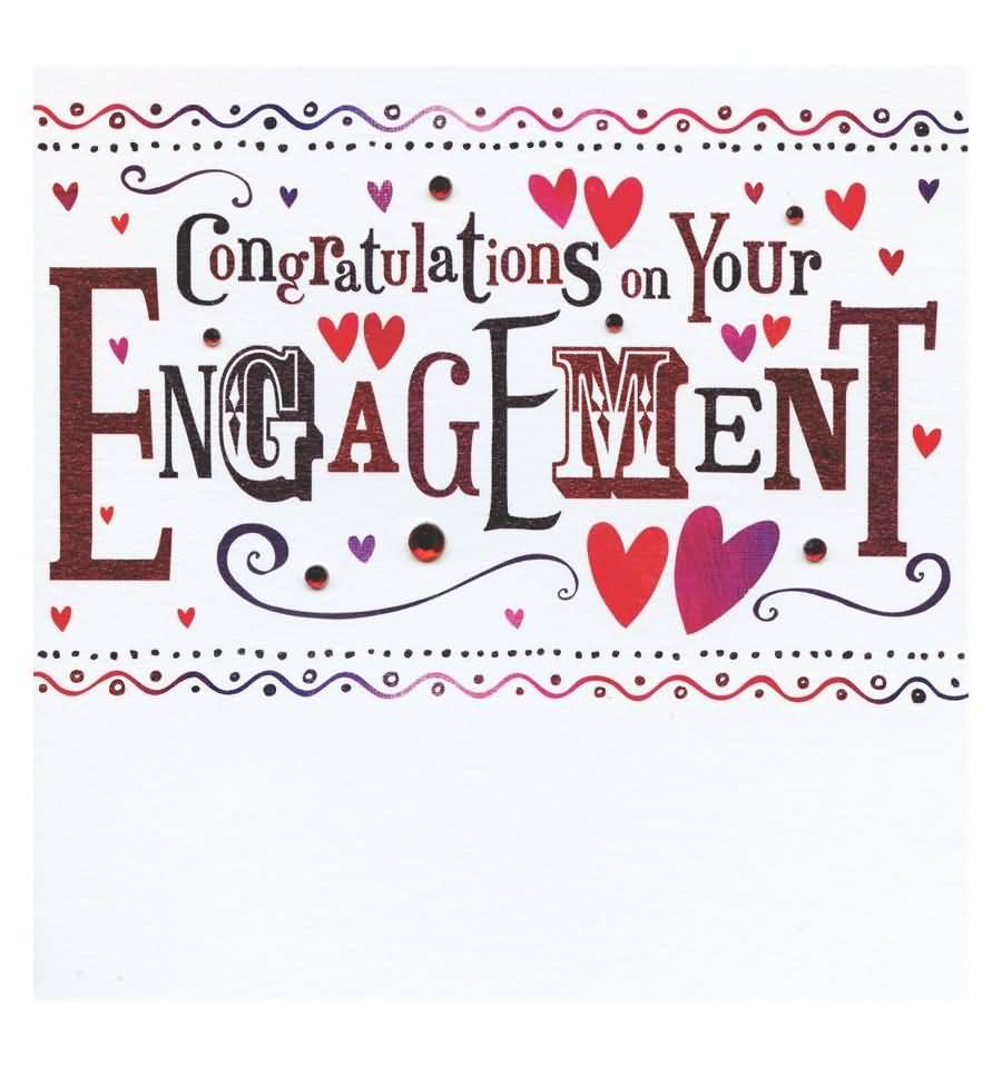 Wish You A Very Happy Engagement Congratulations Engagement
