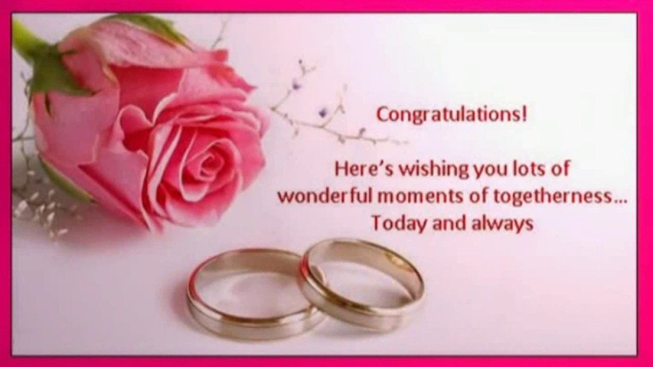 Wishing You Lots Of Wonderful Moments Congratulations Engagement