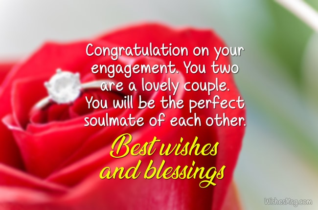 You Two Are A Lovely Couple Congratulations Engagement
